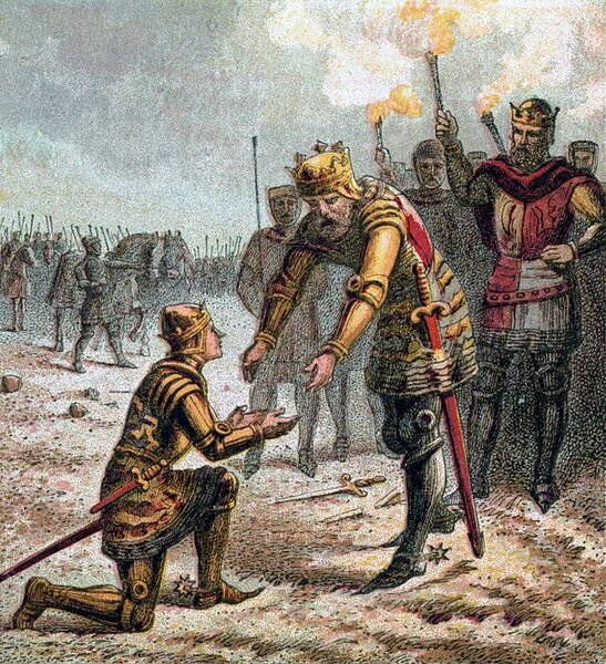 547px-Pictures_of_English_History_Plate_XXX_-_The_Black_Prince_at_Crecy