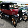 Ford model t touring-1925