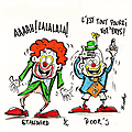 Triple a, standard and poor's, c'est la fête des clowns !
