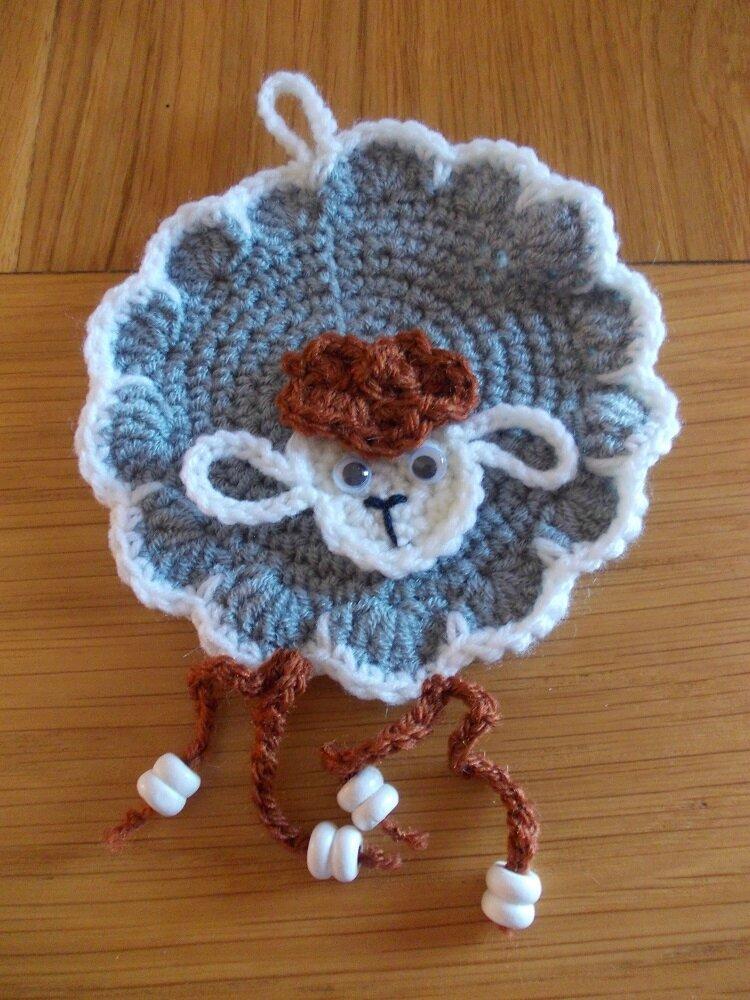 Applique mouton