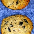 Glace au cookies