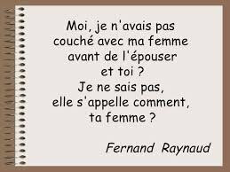 Citation Fernad Raynaud