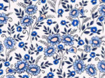 0363 8132 C Alpine Daisy bleu