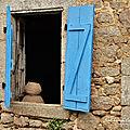 Fenêtre à la Ribière.