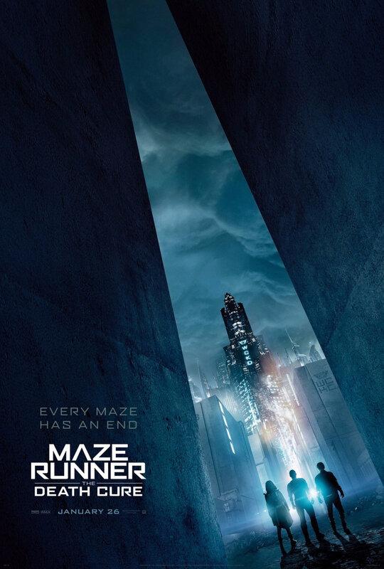 Maze Runner_Death Cure movie 01