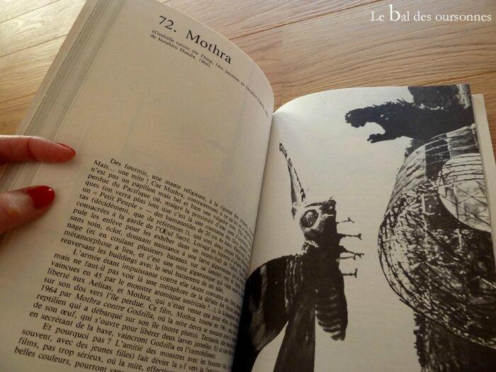 86 Brocante Farfouille Leyment Monstres du cinéma fantastique Mothra la mite géante