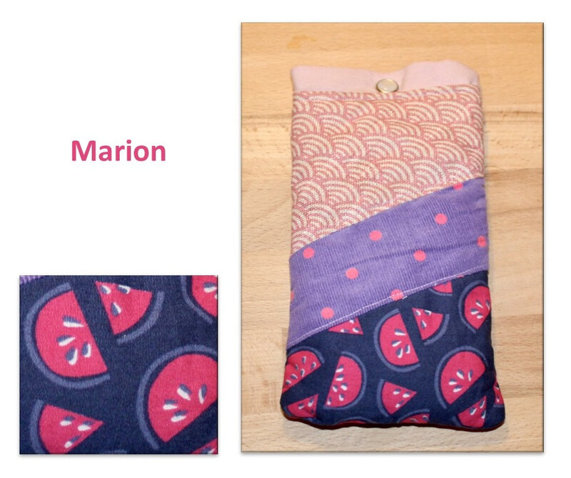 Testeuses MARION