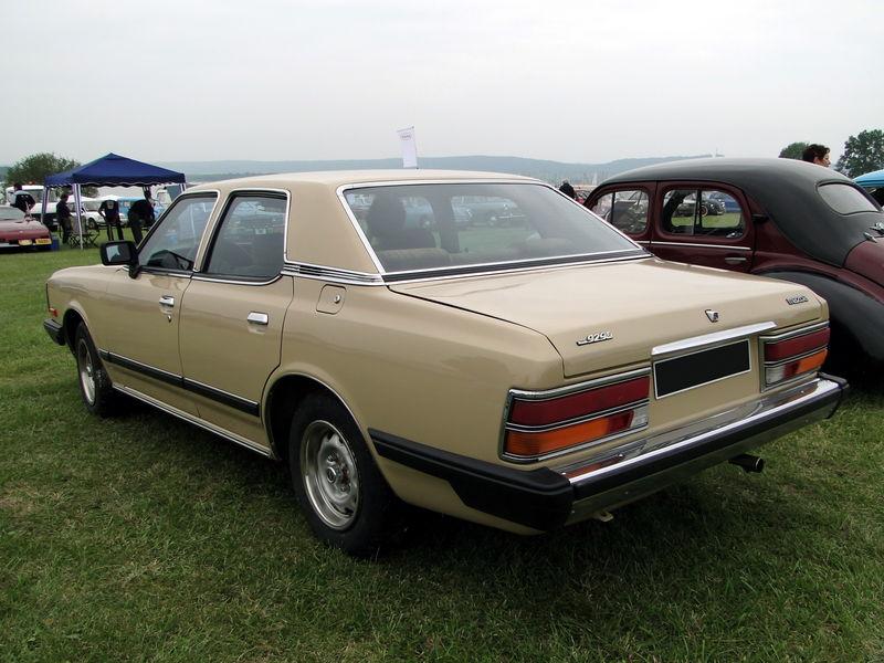 Mazda 929 L Berline 1980 Oldiesfan67 Quot Mon Blog Auto Quot