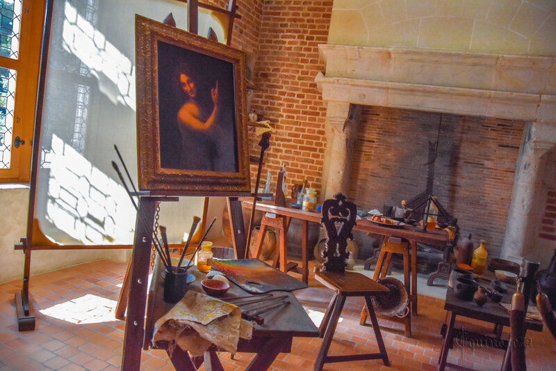 2 mai 1519 – 2019 les 500 ans de La mort de Léonard de Vinci au Clos-Lucé (4)