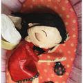 La petite fée endormie...