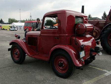 HANOMAG ST20 1950 Motoren und Power Lahr 2010 2
