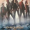 Mortal instruments german movie poster