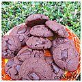 Cookies a la farine de riz et coco
