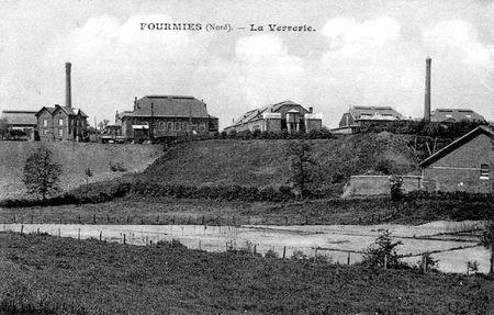 FOURMIES-La verrerie