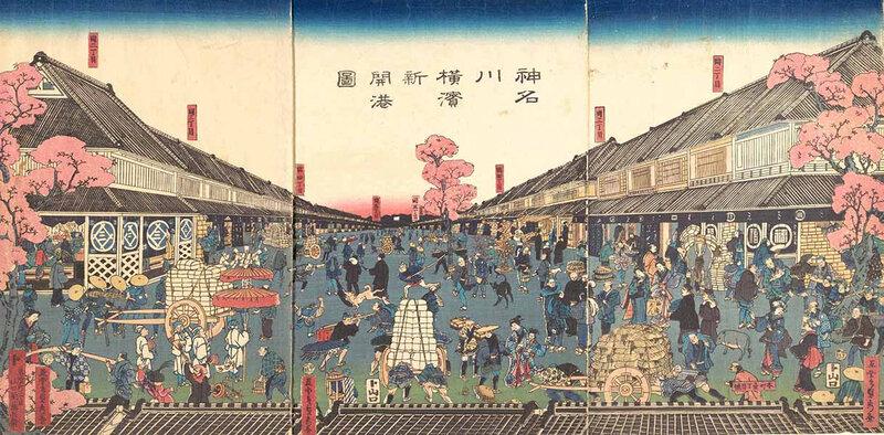 Yokohama 1860