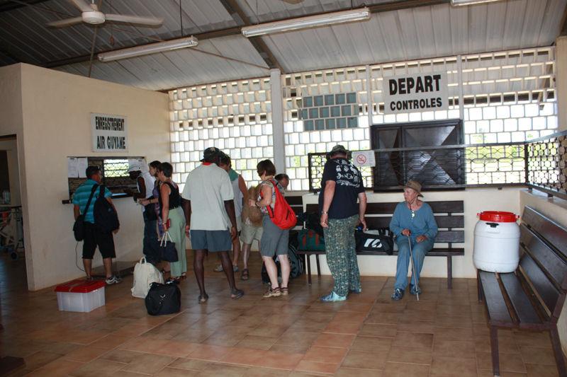 aéroport maripassoula