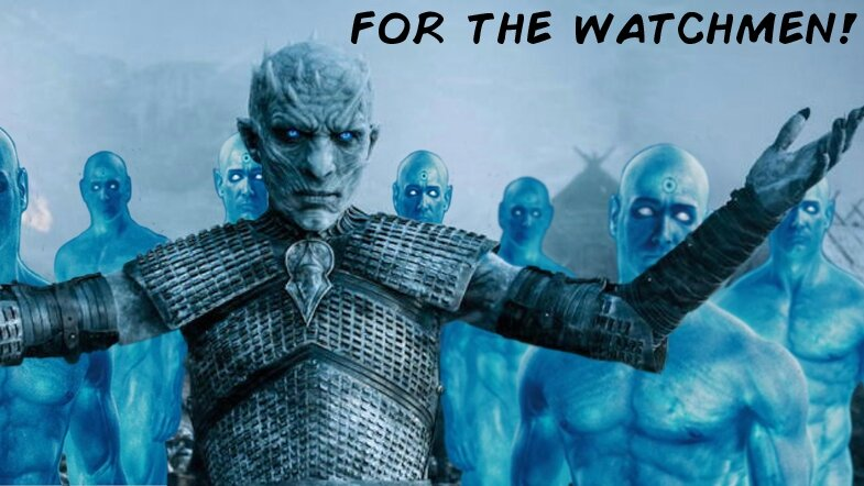 For the watchmen