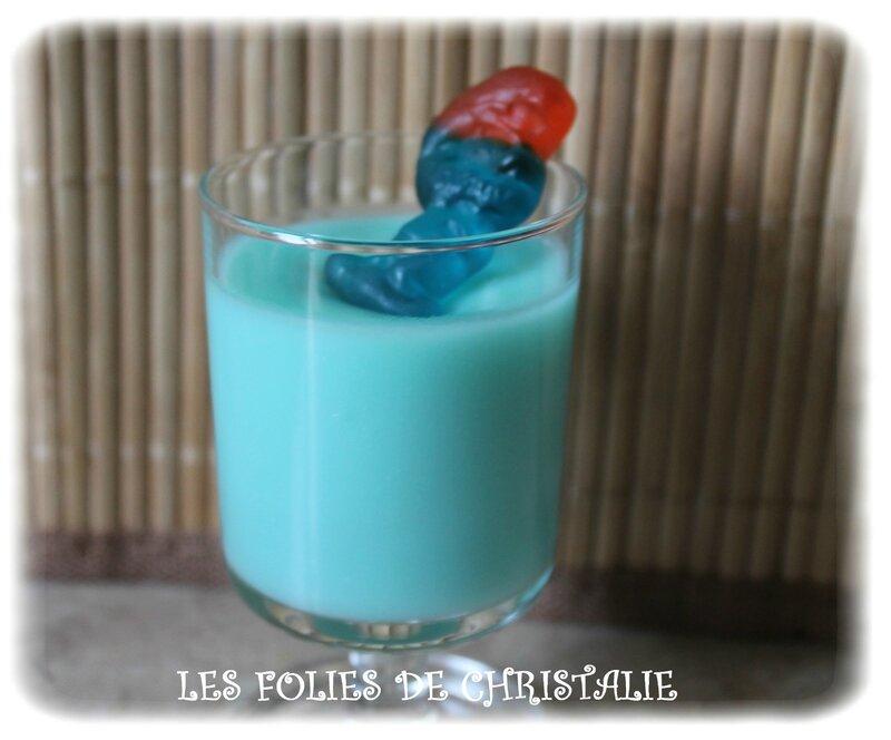 Crèmes schtroumpfs 5