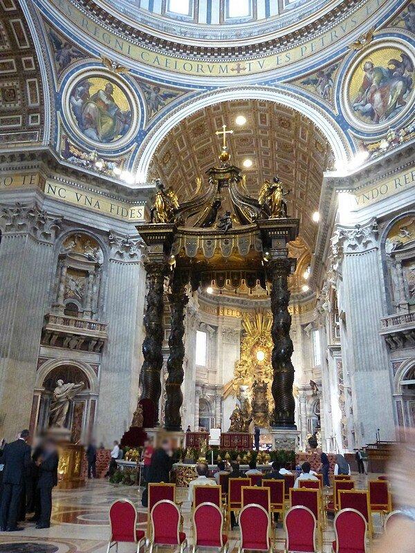 basilique SPR Inside