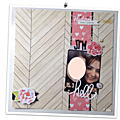 Scrapbooking day - une page, une carte