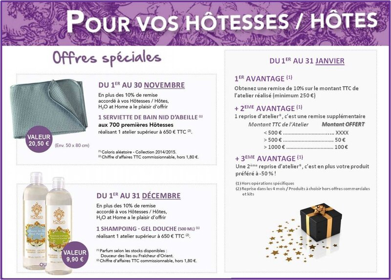 OFFREs HOTESSE