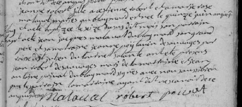 robert jeanne 1776