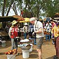 087_route de Kratie_village de Skuon_marché