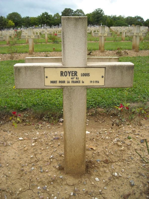 ROYER Louis Ernest