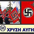 Grèce : pas de pitié pour les néonazis.