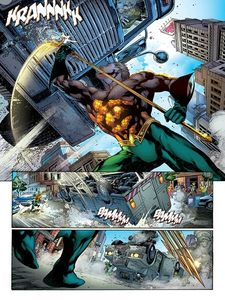 aquaman vol 1 the trench a