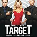 Target avec reese witherspoon, chris pine et tome hardy