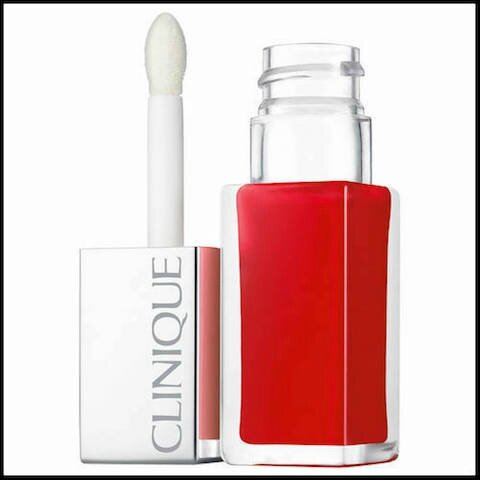 clinique pop oil poppy glow