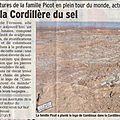 Cordillère