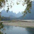 Xinping, la rivière Li