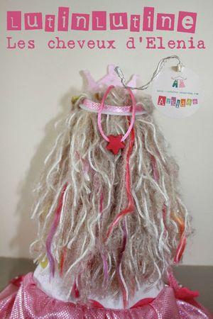 Cheveux d'Elenia