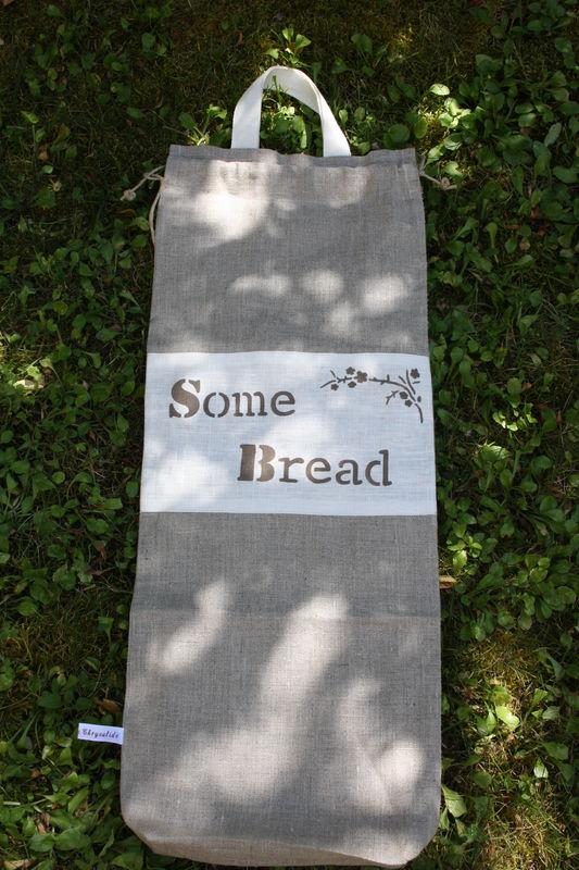 Sac à pain N°2