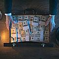 Valise magique multiplicateur de mami-wata -vrai portefeuille magique, vraie valise mystique-valise magique richesse