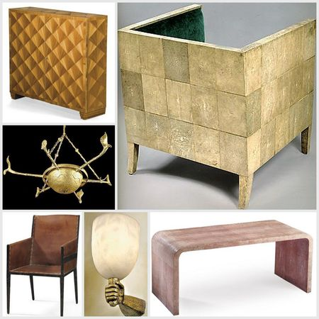 meubles jean michel Frank