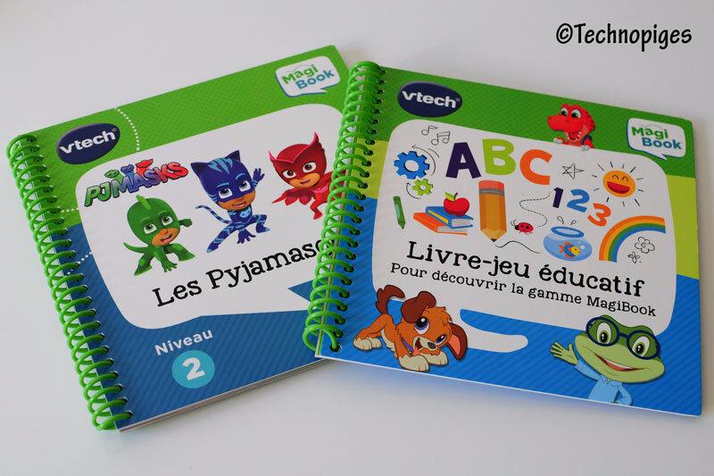 Test Du Magibook De Vtech Mon Petit Journal High Tech