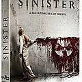 Sinister: le cinéma d'horreur à son meilleur...