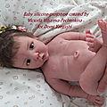 Prototype silicone baby by victoria vihareva - pechenkina