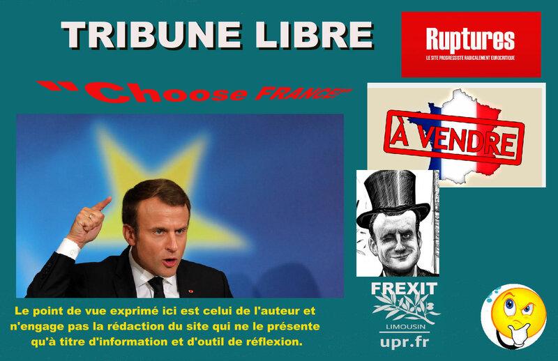 TL RUPTURES CHOOSE FRANCE