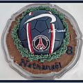 ballon de football PSG