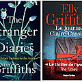 The stranger diaries, d'elly griffiths