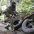 Offensive sur lugansk et intensification des combats.