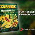 Scorpions / dvd