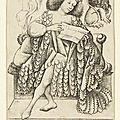 1435-1455 Rhin sup Constance à Mayence - Roi de Lion - Maitre des cartes à jouer - gallica BnF