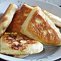 matlou3 frit pour accompagnement de poisson - matlou3 el hout makli