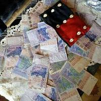 Bedou magique ou portefeuille magique multiplicateur d'argent