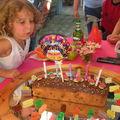 Hier, elle a fêté ses 5 ans!